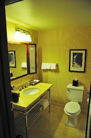 Sheraton Seattle Hotel: Badezimmer / Bathroom