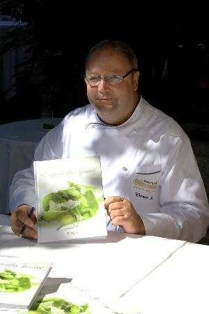 Romantikhotel Oberwirt : Lo Chef  Werner Seidner