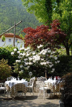 Romantikhotel Oberwirt: Il Giardino