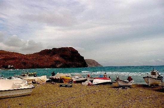 Hotel Cala Grande: Beach @ Las Negras