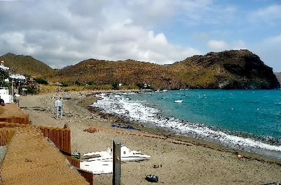Hotel Cala Grande: The beach 2 Las Negras