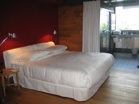 habitaci n picture of casa camper berlin berlin tripadvisor. Black Bedroom Furniture Sets. Home Design Ideas