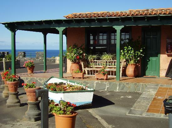 Hotel Rural Costa Salada: Reception