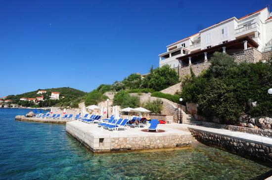 Hotel Bozica: Hotel Beach