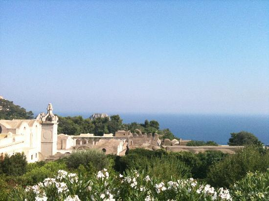 Hotel La Tosca: La certosa di San Giacomo