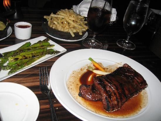 Beso: Yummy skirt steak