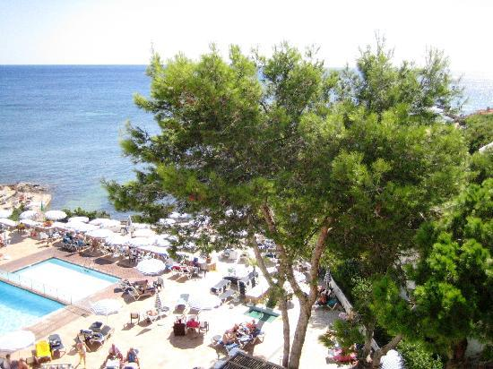 Palladium Hotel Don Carlos: Blick vom Balkon