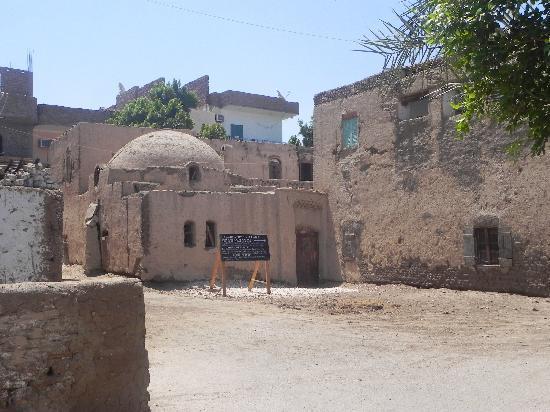 Qurna Village: Das Haus des Architekten Hassan Fathy
