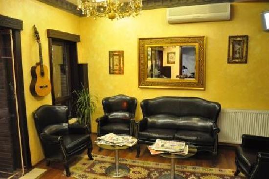 Adora Hotel: Lobby