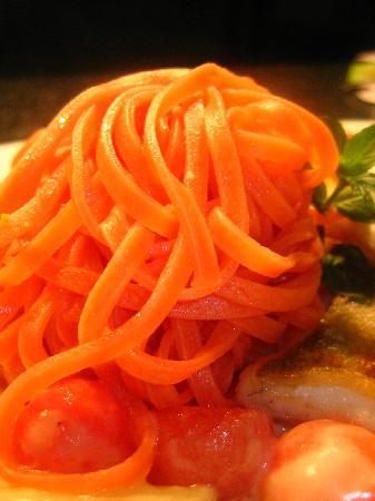 Wellnessrestaurant xFresh: hausgemachte Pasta in 80 Variationen