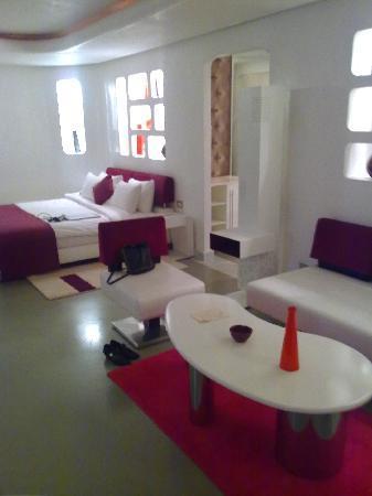 Hotel La Renaissance : suite