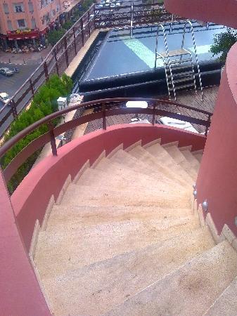 Hotel La Renaissance : piscine