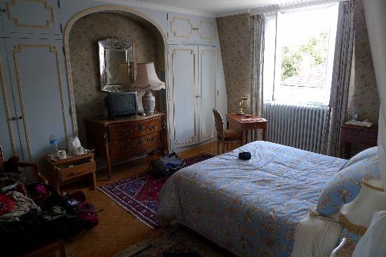 Manoir de Beauregard: Montmartre bedroom