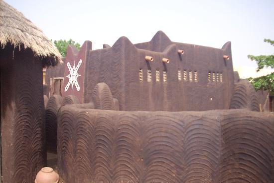 Buildings of the Gidan Makama Museum