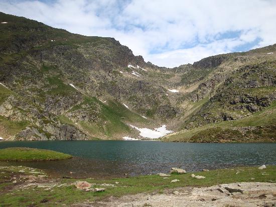 Región de Canillo, Andorra: Lago Vall del Riu