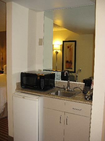 Hampton Inn Roanoke / Hollins / I-81: Wet Bar