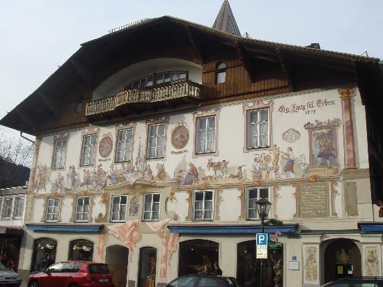 Oberammergau, Tyskland: Hotels