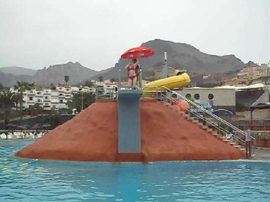 Aqualand Costa Adeje : Diving board