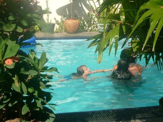SANKAREST Villa: Entspannung im Pool