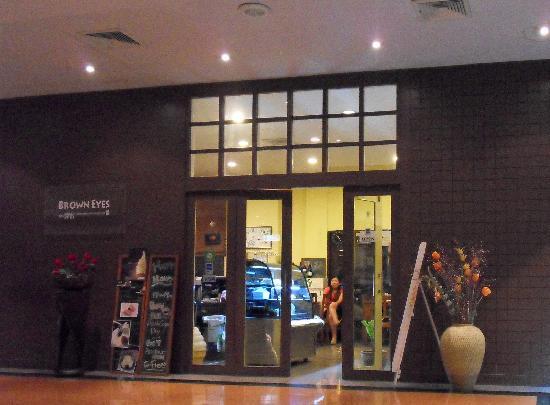 Bobsons Suites Bangkok: Restaurant im Hotel