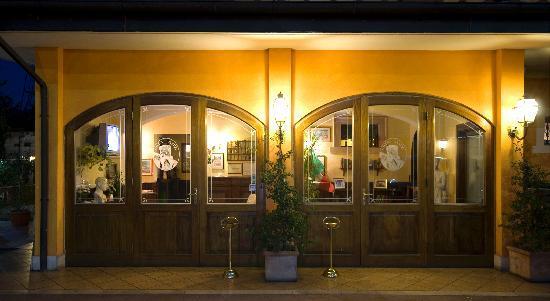 Hotel Villa Plauzi : L'ingresso
