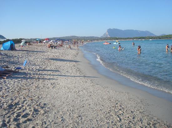 San Teodoro, Italia: spiaggia