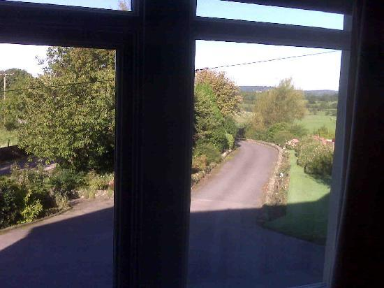 """Capernwray House : View from """"Robin"""""""