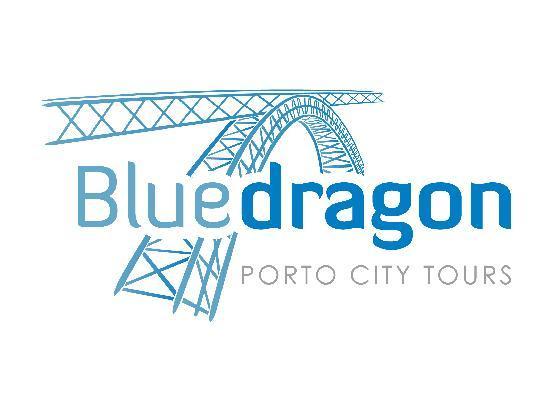 Bluedragon Porto City Tours: Bluedragon City Tours Logo
