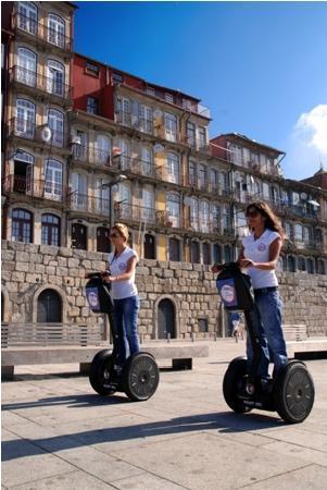 Bluedragon Porto City Tours: Original Segway tour