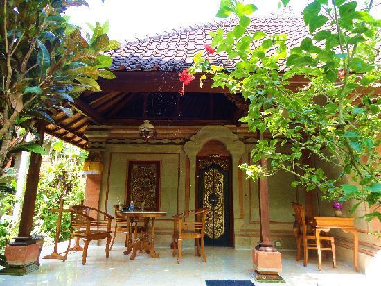 Puri Saraswati Bungalows: notre bungalow