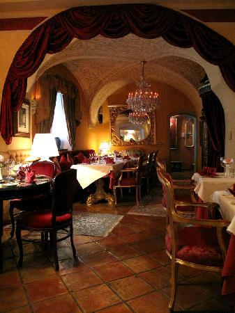 Alchymist Nosticova Palace: Restaurant