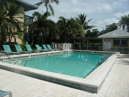 Pool At Plantation Beach Club Picture Of South Seas