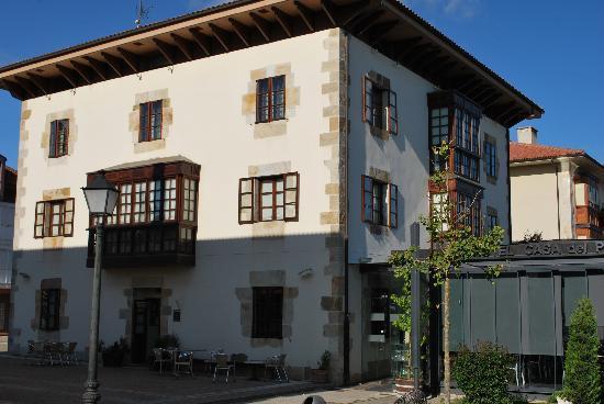 Murguía, España: Facade
