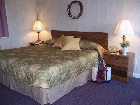 Seascape Motel and Cottages: room