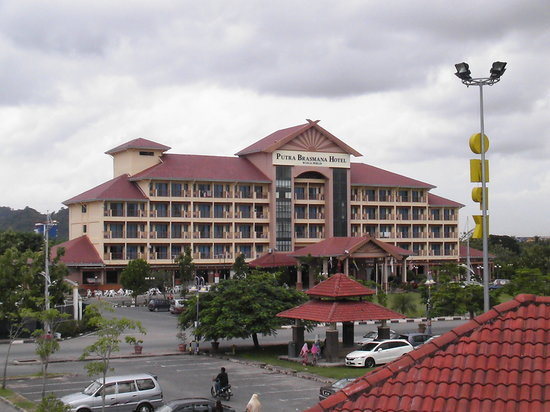 Perlis, Malaysia: Putra Brasmana Hotel