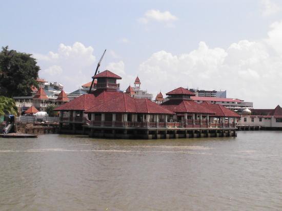 Kuala Terengganu, Malaysia: Shabandar Pier (Fähre nach Redang)