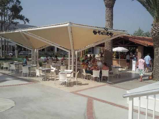 Ephesia Holiday Beach Club: le bar