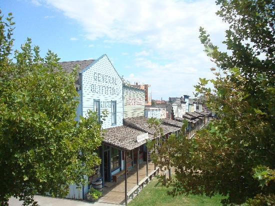Boot Hill Museum : Downtown Boot Hill