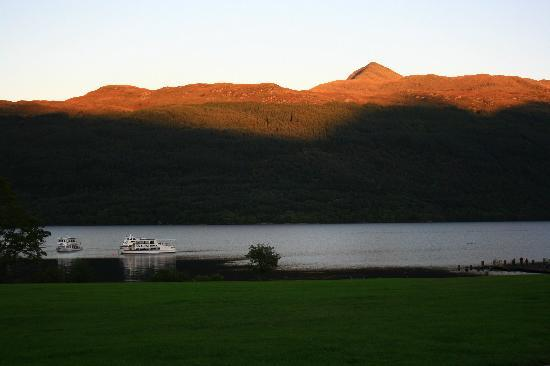 Lomond View Country House: What you see is what you get.
