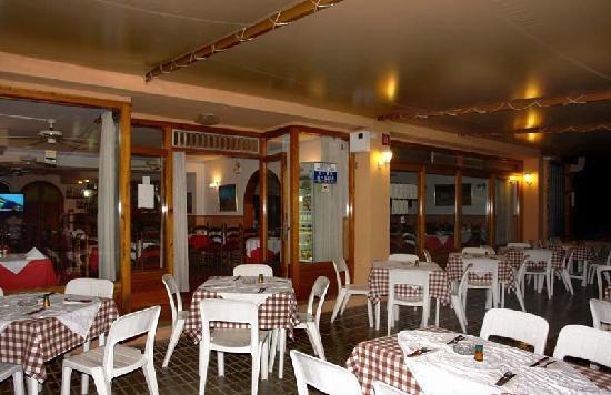 Restaurante Da Sidhu Ibiza - Terraza