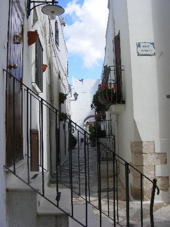 Villaggio Vecchia Mottola : accesso