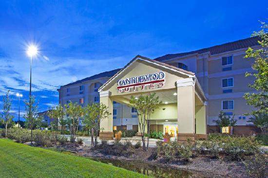 Candlewood Suites Destin Sandestin Hotel Beds