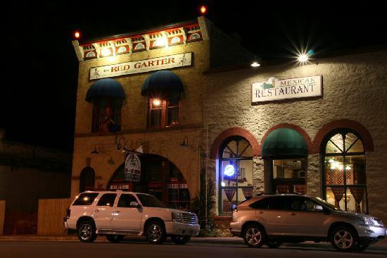 Red Garter Inn: fachada
