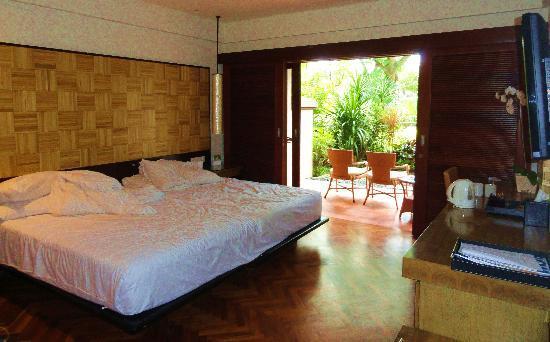 Padma Resort Legian : la chambre