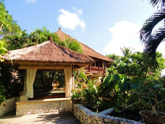 Padma Resort Legian: dans le parc