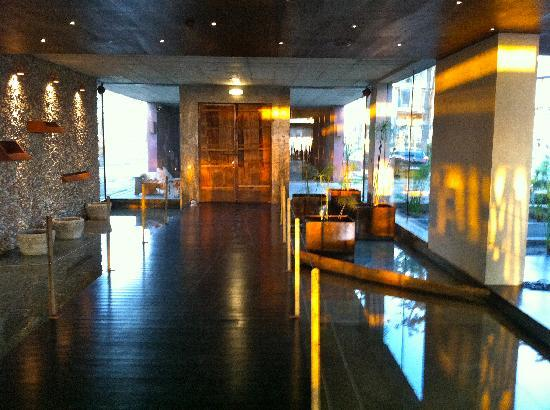 Areias do Seixo: Lobby