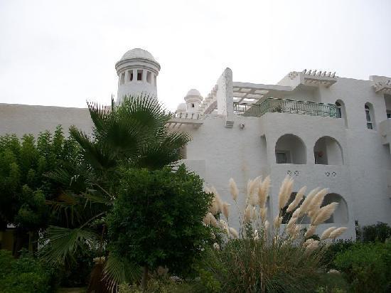 El Mouradi Skanes: Hotel