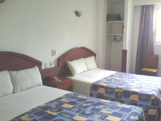 Hotel Washington : Habitación doble