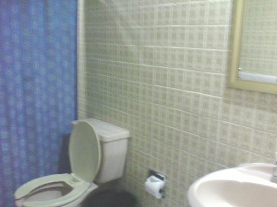 Hotel Washington: Baño