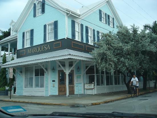 Marquesa Hotel: The Hotel/Cafe